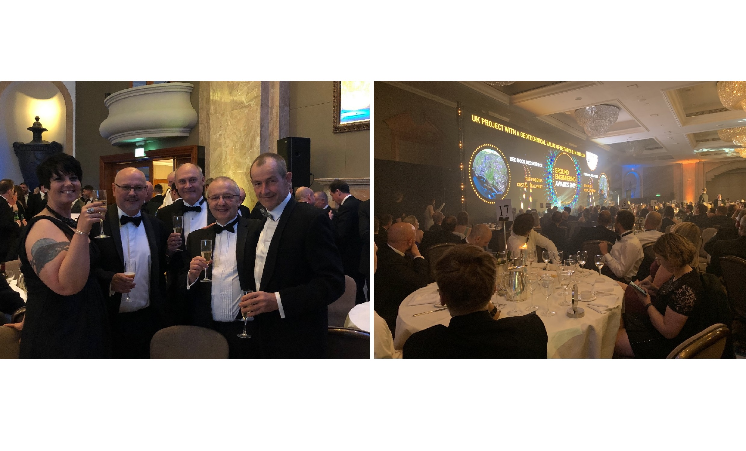 Success at the Ground Engineering Awards